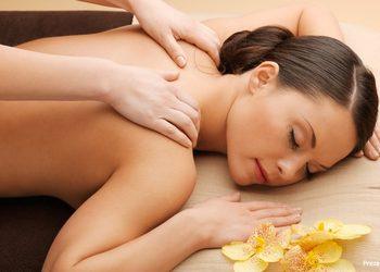 Gabinet masażu ILONA - masaż ciała 1h