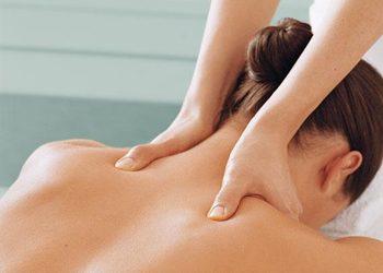 Gabinet masażu ILONA - masaż pleców 30min