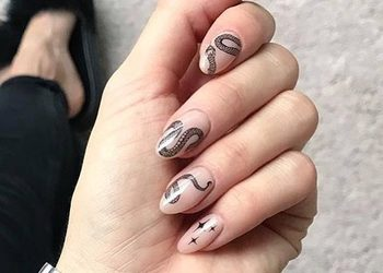 Moda na Sukces - manicure hybrydowy + uzupełnianie żelu 3-4 tyg.