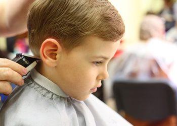 """Salon Fryzjersko- Kosmetyczny """"Hryszko Hair&Beauty"""" - strzyżenie dziecięce chłopiec"""