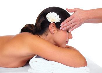 Zdrowy Masaż - masaż karku i głowy