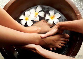Uzdrowisko Poznania - japoński rytuał pielęgnacji stóp oraz paznokci