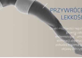 """VKM Hawana Clinic - lpg alliance endermologie """"lekkie nogi"""" (kobiety w ciąży, zatrzymanie wody w kończynach dolnych, ociężałość nóg) 30min"""