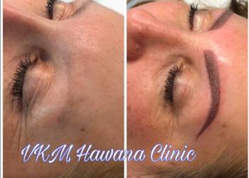 VKM Hawana Clinic - makijaż permamentny brwi