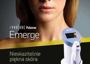VKM Hawana Clinic - zabieg laserowy emerge przeciwzmarszczkowy,poprawiający koloryt skóry- twarz + podbródek