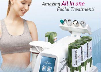 BlackBerry Beauty - profacial- 4-etapowy zabieg pielęgnacyjny twarzy