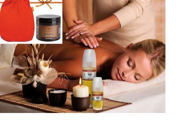 Chillout. Gabinet masażu i pielęgnacji ciała Dominika Ośródka  - maroko