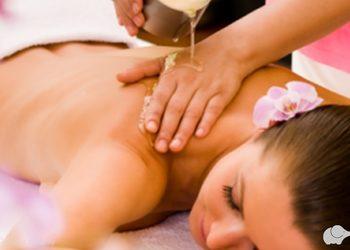 Chillout. Gabinet masażu i pielęgnacji ciała Dominika Ośródka  - relaks dla niej ( relaksacyjny masaż ciała świecą  z masażem twarzy)