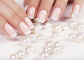 Victoria Day Spa luxury na Rynku - manicure hybrydowy shellac french
