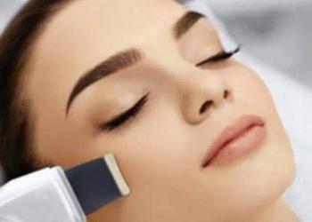 Sekret Urody Anna Ochot de Moura - zabieg ultradźwiękowy kawitacja + sonoforeza + maseczka (twarz + dekolt)