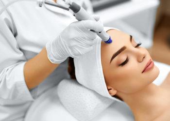 Klinika Piękna Monika Frąk - oczyszczanie wodorowe twarz
