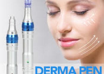 Klinika Piękna Monika Frąk - dermapen (mezoterapia mikroigłowa) twarz