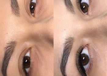 AK makeup&beauty - uzupełnienie rzęs 2/3 d stylistka