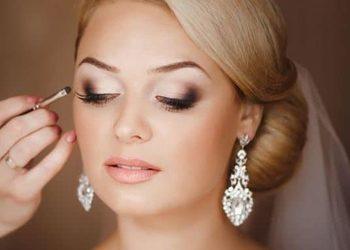 Uzdrowisko Poznania - makijaż ślubny