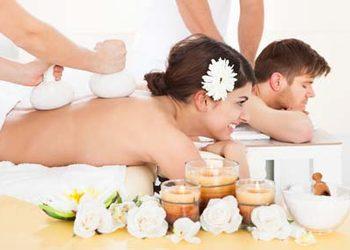 """Victoria Day Spa luxury na Rynku - pakiet """"podróż po dalekim wschodzie"""" (masaż stemplami ziołowymi)"""