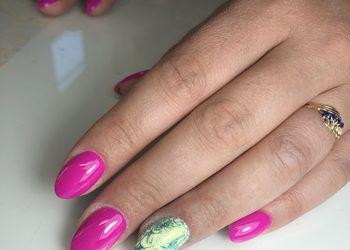 Studio Urody Belle Vie - manicure hybrydowy + zdobienia salonowe