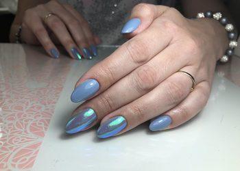 Studio Urody Belle Vie - korekta paznokci żelowych