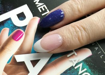 Studio Urody Belle Vie - manicure tytanowy