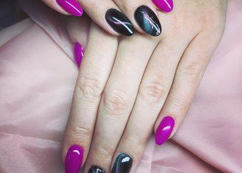 Studio Urody Belle Vie - manicure hybrydowy twardy