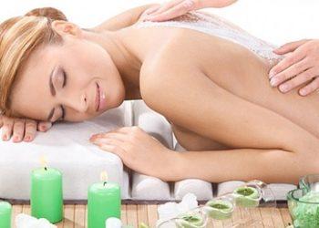 Victoria Day Spa luxury na Rynku - peeling całego ciała dodatkowo do masażu
