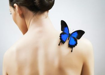 """Victoria Day Spa luxury na Rynku - pakiet """"narodziny motyla"""" (oxybrazja/peeling kawitacyjny, henna rzęs i brwi z regulacją, peeling ciała)"""