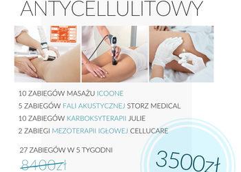Velvet Skin Clinic - program antycellulitowy w 5 tygodni