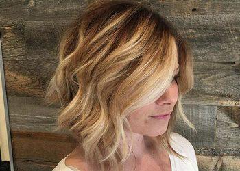 Beauty Salon Matrioshka  - loki/ fale krótkie włosy