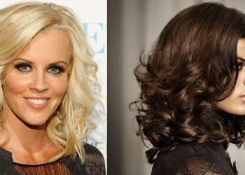 Beauty Salon Matrioshka  - loki/ fale średnie włosy