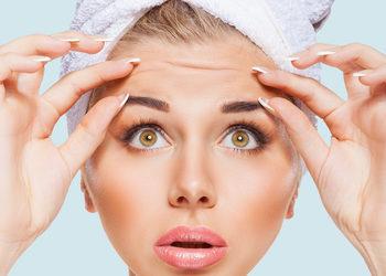 MEA CLINIC  - botox korekta zmarszczek mimicznych całe czoło i okolice oczu