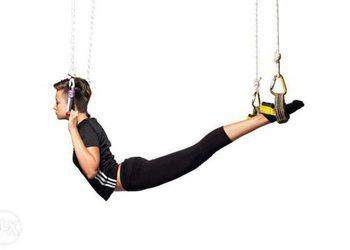Uzdrowisko Poznania - alfa gravity - trening personalny + dziecko