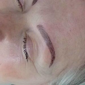Makijaż Permanentny Brwi Metodą Włoskową Oferta Eliksirium