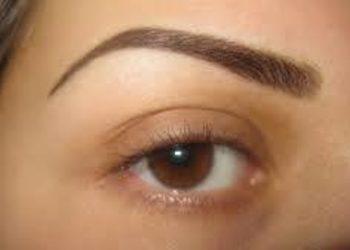 Makijaz permanentny pigmantacja brwi oczy