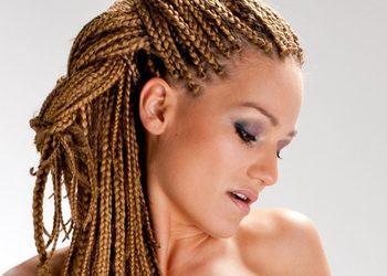 Michaëla - warkoczyki afrykańskie