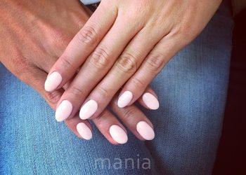 Mania - manicure hybrydowy