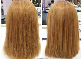 STREFA URODY - pielęgnacja kerafibra ze stylizacją dla włosów krótkich