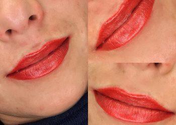 MAGDA GRZELEC - STUDIO ESTETYCZNE - makijaż permanentny ust