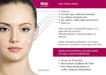 """Salon Kosmetyczny """"EVITA"""" - komputerowe badanie skóry"""