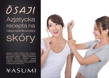 YASUMI Warszawa Gocław - Instytut Zdrowia i Urody  - osaji – azjatycka recepta na nieprawidłowości skóry