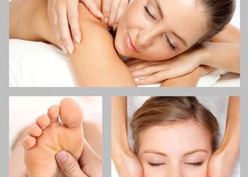 Gabinet masażu ILONA - masaż ciała 1.5h, z masażem stóp