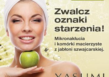 YASUMI MEDESTETIC, INSTYTUT ZDROWIA I URODY – WARSZAWA POWIŚLE  - jabłkowa odnowa mikroigłowa twarz i szyja