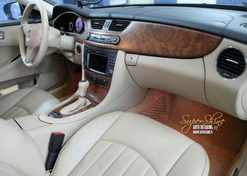 Super Shine Auto Detailing - czyszczenie tapicerki skórzanej