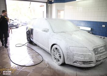 Super Shine Auto Detailing - mycie podstawowe