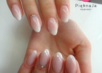 Piękna Ja Indigo Nailsalon - założenie paznokci żelowych z przedłużeniem + zdobienia