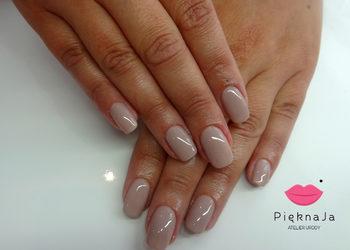Piękna Ja Indigo Nailsalon - manicure hybrydowy jeden kolor
