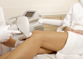 Glamour Instytut Urody - laser łydki