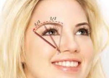 LOOK Salon Piękna - 04 oczy regulacja brwi