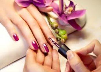 LOOK Salon Piękna - 05 manicure jeden paznokieć