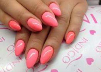 LOOK Salon Piękna - 05 manicure żelowy - przedłużenie