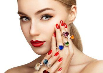 LOOK Salon Piękna - 05 manicure zdobienie paznokci