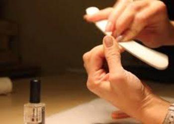 LOOK Salon Piękna - 05 manicure ściągnięcie żelu